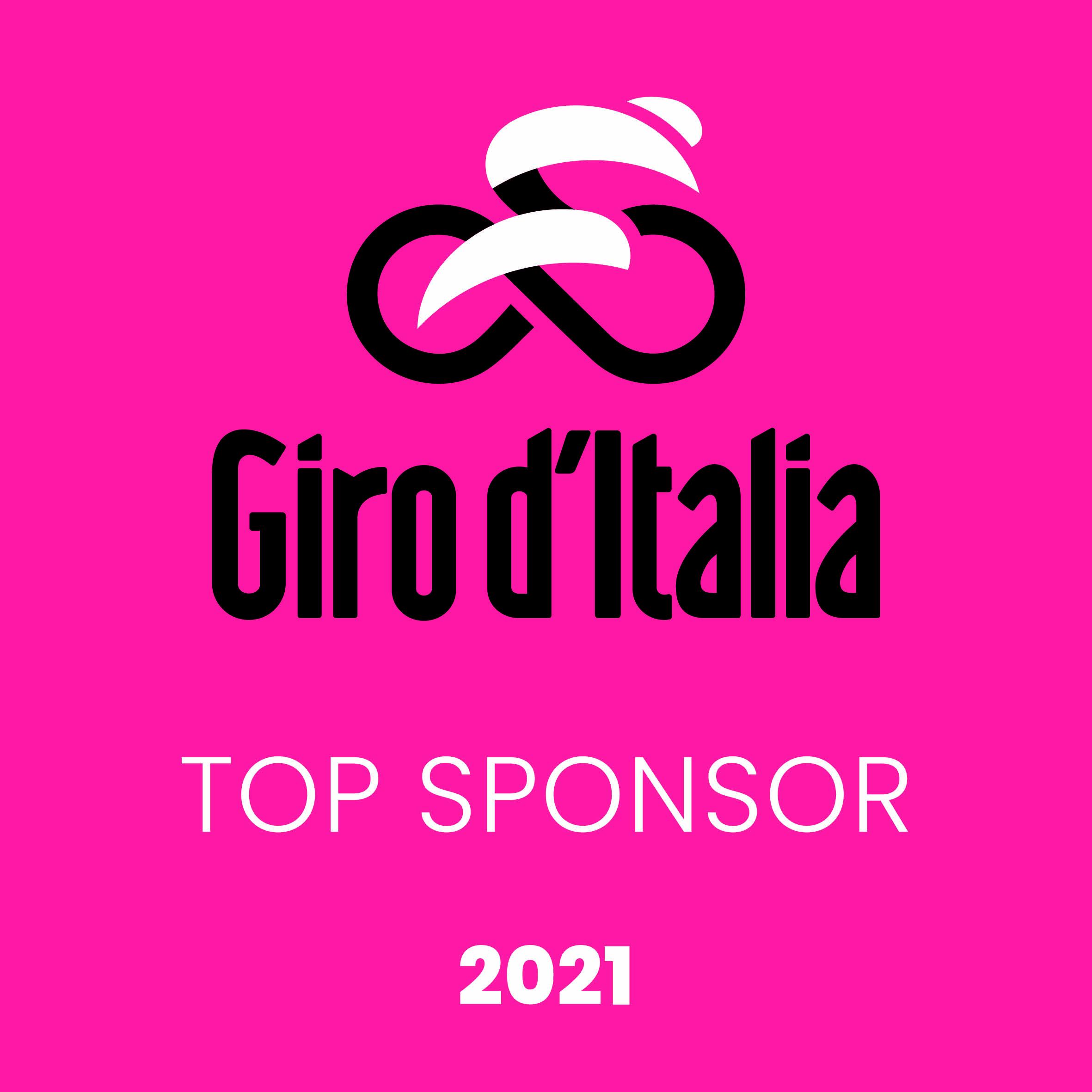 ACI porta al Giro d'Italia 2021 la campagna #rispettiamoci
